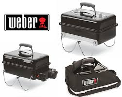 weber go anywhere gas barbeque charcoal
