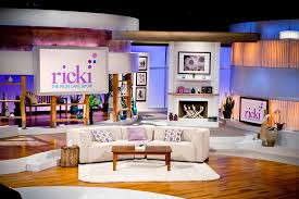 Tv Talk Show Stage Design Designing Sets For Oprah Ellen Tyra And Now Ricki The