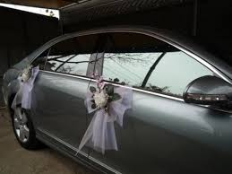 Wedding Car Decorations Accessories wedding car decoration 100 WEDDING CAR DECORATION Pinterest 75