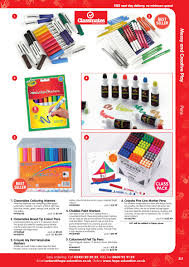 Washable Black Light Markers Hope Education Early Years Catalogue 2016 17 Messy And
