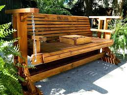 wooden swing seats garden furniture full size of decorating wooden garden swing bench plans one person