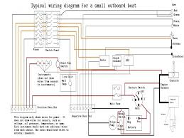 basic boat wiring diagram dolgular com small boat electrical systems at Simple Boat Wiring Diagram