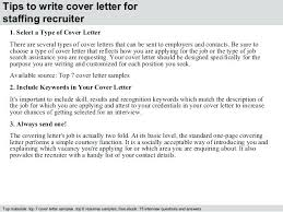 Sending A Cover Letter Sample Email To Send Resume Recruiter