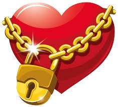 Resultado de imagen para pic of a locked heart