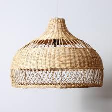 rattan lighting. Tropico Rattan Light Shade Lighting I