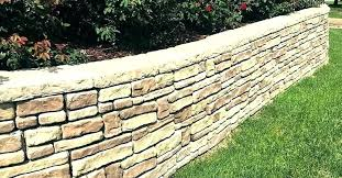 curved cinder block cinder how to build a curved concrete block retaining wall