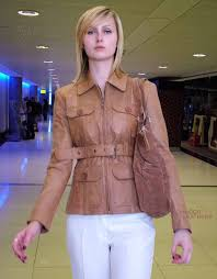 higgs leathers penny las belted leather safari jackets last one