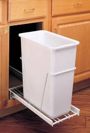 9 inch wide trash can. Delighful Inch RevAShelf RV9PB Single Kitchen Slide Out Trash Can On 9 Inch Wide Trash Can L