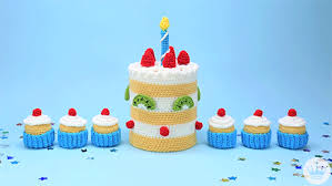 Happy Birthday Cake Birthday Cake Gif Find On Gifer