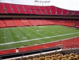 Arrowhead Stadium Section 227 Seat Views Seatgeek