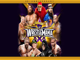 Amazon WWE WrestleMania 30 WWE