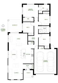 home architecture house plans australia bedrooms small floor modern australian