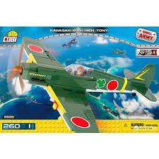 <b>Конструктор COBI</b> истребитель KAWASAKI KI 61 II | www ...