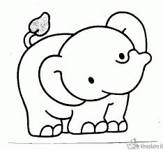 Kleurplaat Baby Olifant Google Zoeken Elmer Elmer De Olifanten