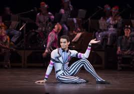 Brandon Lawrence - Birmingham Royal Ballet