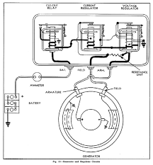 two wire alternator wiring diagram and amazing delco remy 3 wire alternator hook up at Two Wire Alternator Wiring Diagram