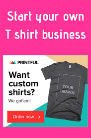 How To Make T Shirt With Your Own Design Start Your Own T Shirt Business Make Money From Home