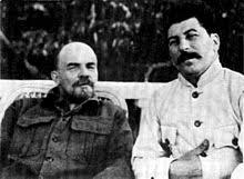 lenin and stalin joseph stalin wikiquote