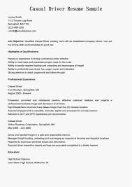 21 Forklift Driver Resume Professional Template Best Resume Templates
