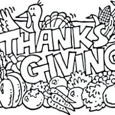 Marvellous Design Coloring Sheets For Thanksgiving Printable Color