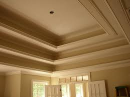 Images of unfinished vaulted ceilings | Ceilings | Tray Ceiling Construction