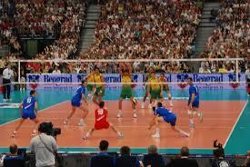 Либеро волейбол Википедия