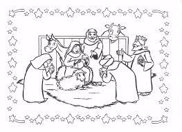 Kleurplaten Printen Kerst