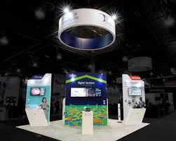 Boothe Design 3 Creative Ways To Boost Your 20x20 Booth Design