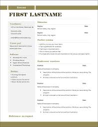 Copy Of A Cv Template Magdalene Project Org