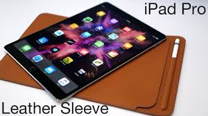 ipad pro leather sleeve apple s most expensive case