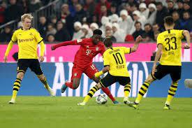 Dove vedere Borussia Dortmund Bayern Monaco in Tv e streaming
