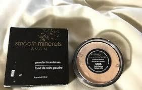 Avon True Color Smooth Minerals Loose Powder Foundation Pure