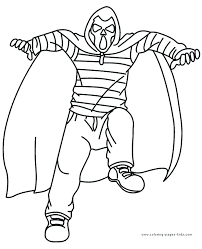 Small Picture Halloween color page Coloring pages for kids Holiday