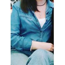 Отзывы о Женская <b>джинсовая рубашка La Redoute</b>