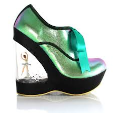 Toy Story Arch Enemies Light Up Heels Glissade Shoes I Love Heels Blue Shoes Irregular