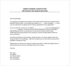 General Resume Cover Letter Pdf Template Free Download All Best Cv
