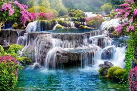 pretty wallpapers waterfalls