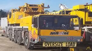 Liebherr Ltm 1160 2 200 Ton All Terrain Crane For Sale