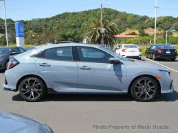 2018 honda civic hatchback. Perfect 2018 2018 Honda Civic Hatchback Sport Touring CVT  16954429 3 Throughout Honda Civic Hatchback