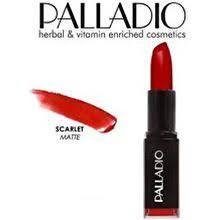 palladio usa herbal matte lipstick