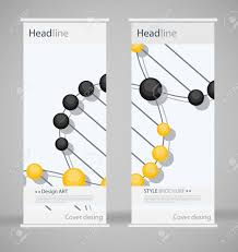 Chemistry Cover Page Designs Brochure Cover Design Abstract Roll Up Modern Poster Magazine