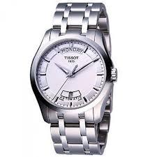 tissot couturier mens watch t035 407 11 031 00