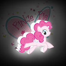 Lights For Girls Bedroom My Little Pony Pinkie Pie 3d Led Deco Wall Light Girls Kids
