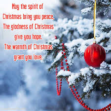 Beautiful Christmas Quote Best of 24 Happy Christmas Quotes With Beautiful Images