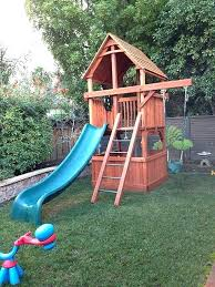 outdoor playsets for small yards outdoor for small yards the backyard factory small yard solutions outdoor outdoor playsets for small yards