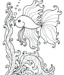 Ocean Animals Color Pages Coloring Underwater Coloring Pages Sea Life Sheets Animals Coloring