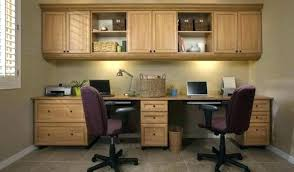 office desk for two. Two Desk Home Office Designs For Ideas .