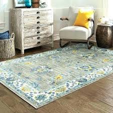 yellow blue grey area rug and rugs within