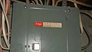 are federal pacific circuit breaker panels safe? angie's list Fuse Box Outside House federal pacific circuit breaker box with connecting wires in home fuse box outside house