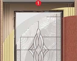 fiberglass to wood doors both without glass 1